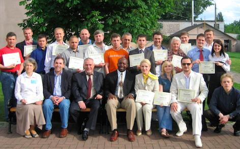 07_7-8 червня 2009 року – Сертифікація вчителів в м. Київ, Україна_1
