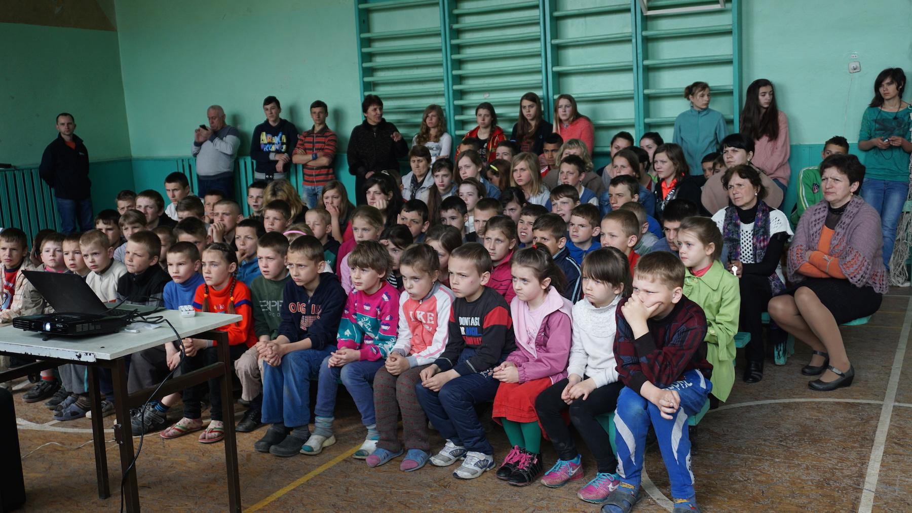 Orphanage in Hrymailiv