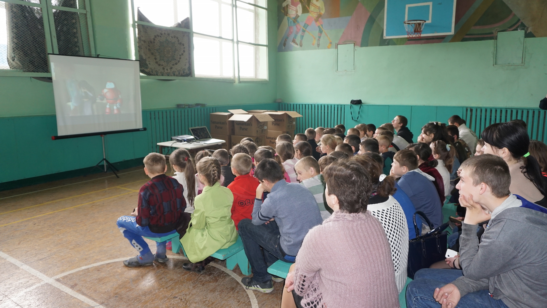 Orphanage in Hrymailiv3