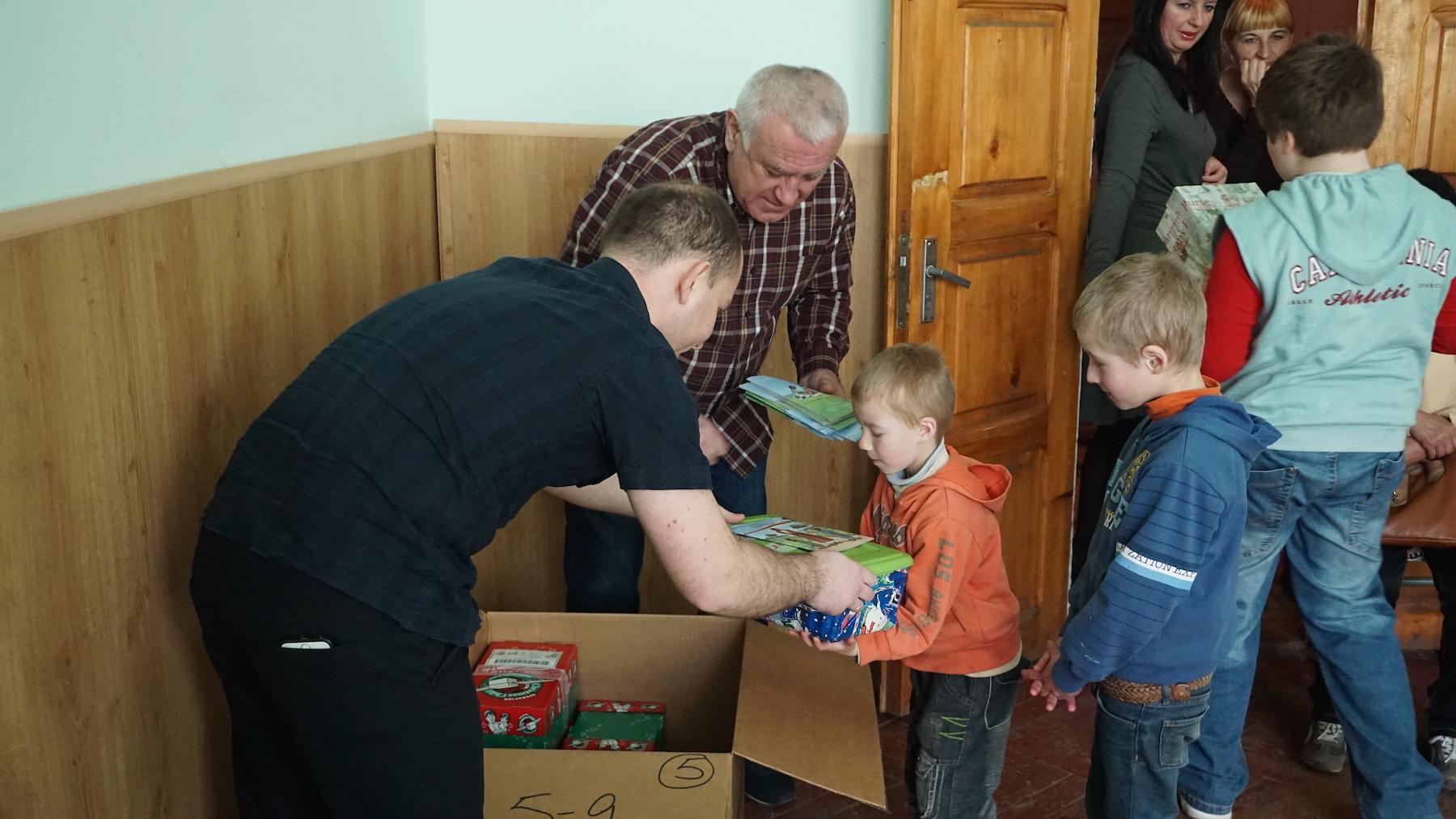 Orphanage on Berezhany 1