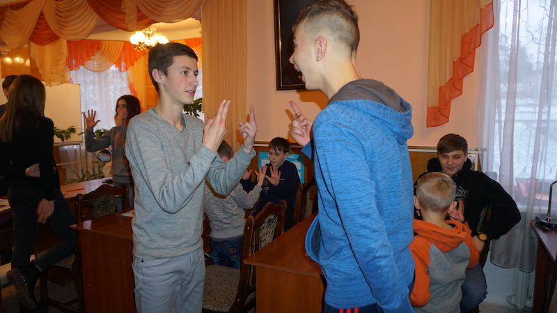ТНЦ УСПІХ_12.12.16_Святкова новорічна зустріч в Тернопільському дитбудинку (3)