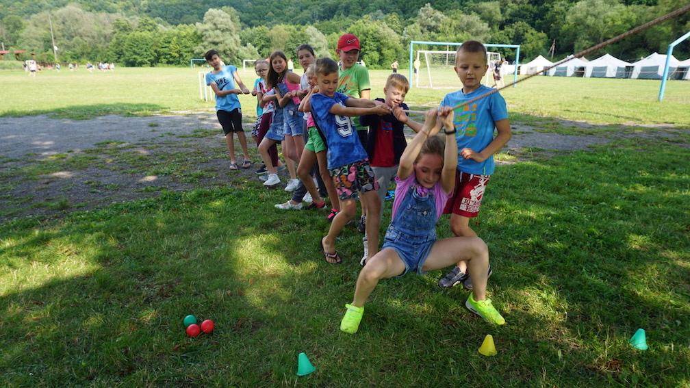 Дитячий табір Лісовий липень 2018_4