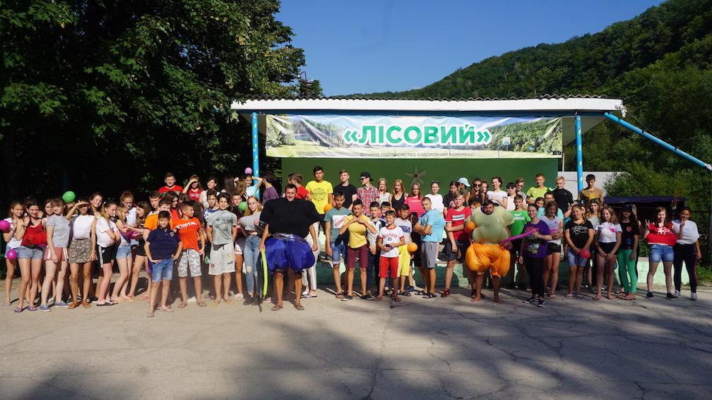 Дитячий табір Лісовий липень 2018_6
