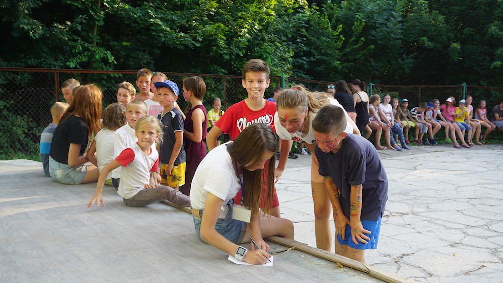 Дитячий табір Лісовий липень 2018_8