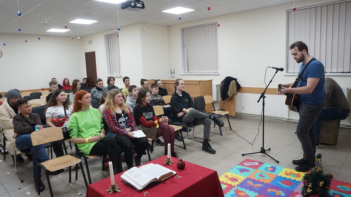 Різдвяна зустріч клубу Успішна молодь_2