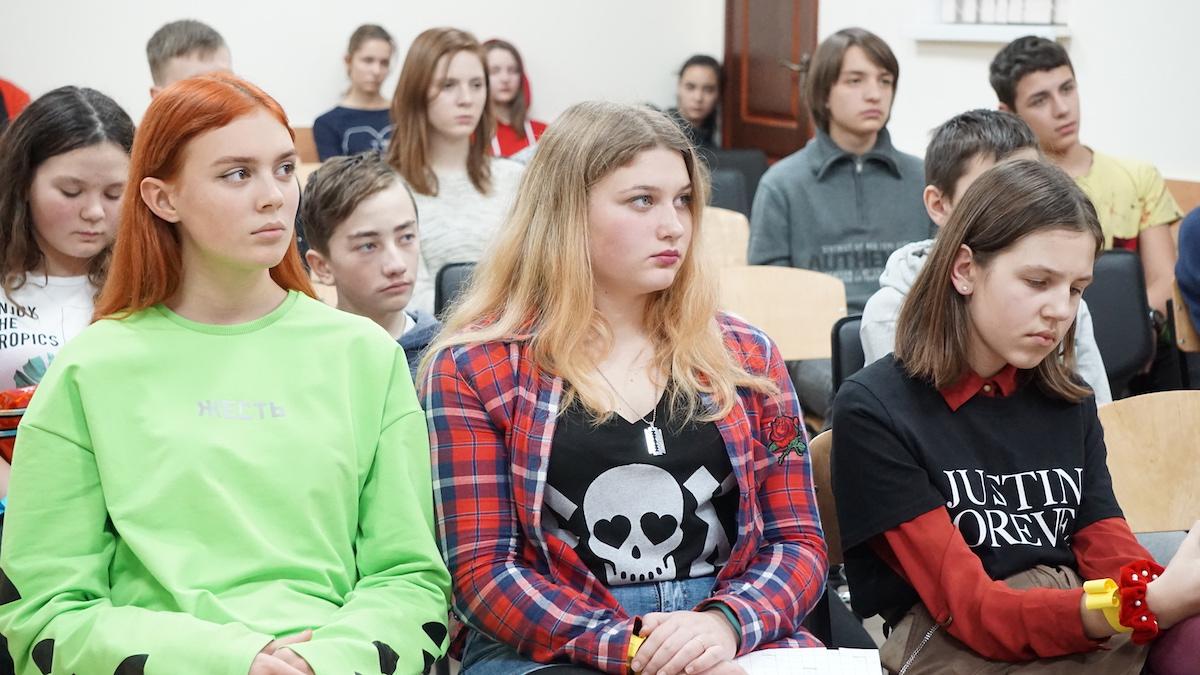 Різдвяна зустріч клубу Успішна молодь_3